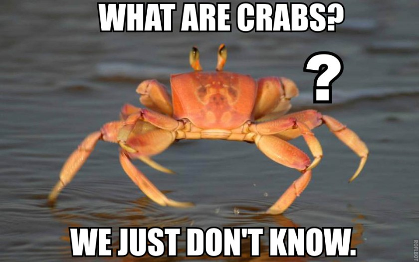 What Are Crabs?